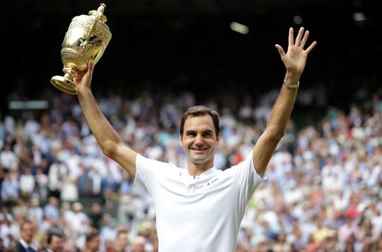 Federer lần thứ 8 vô địch Wimbledon - Ảnh 3.