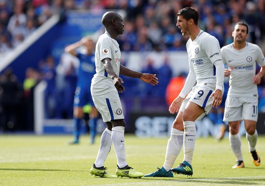 Thắng 3 trận liền, Chelsea vào tốp 3 - Ảnh 7.