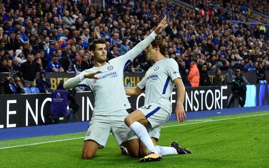 Thắng 3 trận liền, Chelsea vào tốp 3 - Ảnh 6.