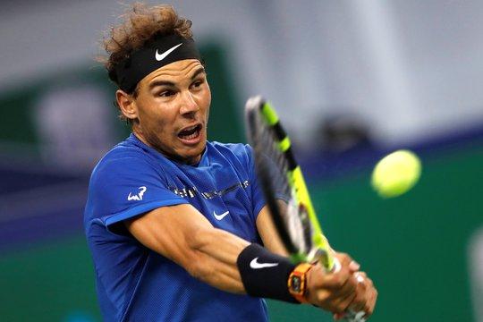 Clip: Federer, Nadal tiến sát chung kết Thượng Hải Masters - Ảnh 7.