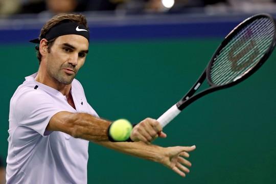 Clip: Federer, Nadal tiến sát chung kết Thượng Hải Masters - Ảnh 1.