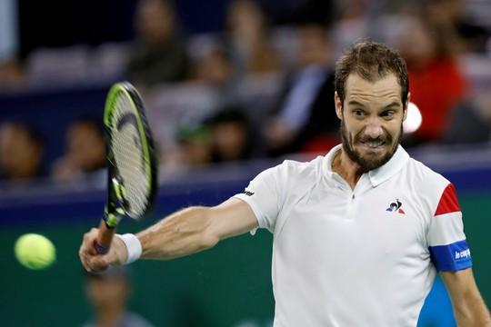 Clip: Federer, Nadal tiến sát chung kết Thượng Hải Masters - Ảnh 2.