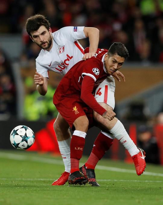 Liverpool giành vé đi tiếp sau chiến thắng tưng bừng - Ảnh 4.