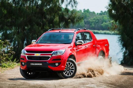 5 xe bán tải bán chạy nhất Việt Nam tháng 6 - Ảnh 4.