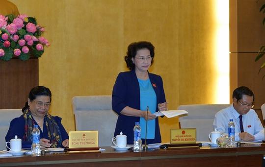 Chủ tịch QH đề nghị Thủ tướng trả lời chất vấn trước QH - Ảnh 1.