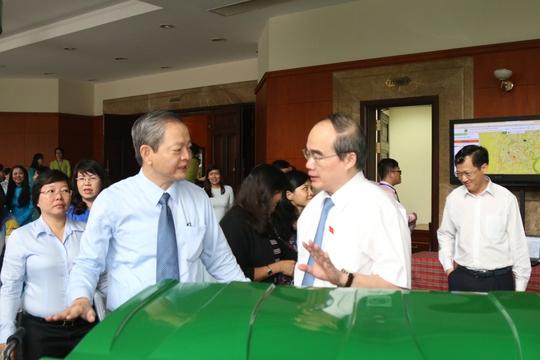 Bàn giải pháp cải thiện môi trường sống cho người dân TP HCM - Ảnh 2.