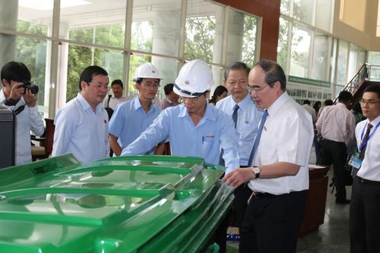 Bàn giải pháp cải thiện môi trường sống cho người dân TP HCM - Ảnh 3.