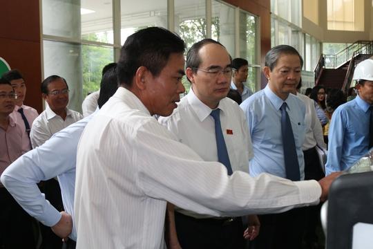 Bàn giải pháp cải thiện môi trường sống cho người dân TP HCM - Ảnh 4.