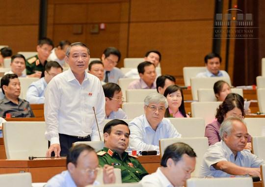Đại biểu và Bộ trưởng vênh lớn tiền đầu tư đường cao tốc - Ảnh 1.