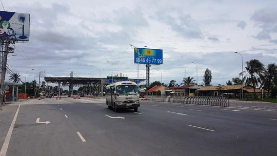 Vụ BOT Cai Lậy: Tỉnh Tiền Giang phản ứng Bộ GTVT