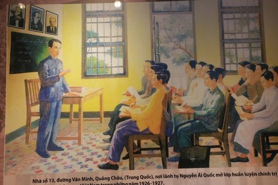 Trưng bày bảo vật quốc gia - cuốn Đường kách mệnh - Ảnh 10.