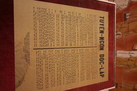 Trưng bày bảo vật quốc gia - cuốn Đường kách mệnh - Ảnh 12.