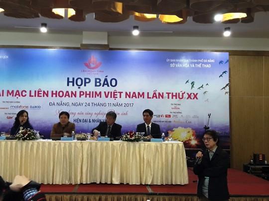 Gần 800 nghệ sĩ nổi tiếng tham dự Liên hoan phim Việt Nam lần thứ XX - Ảnh 2.
