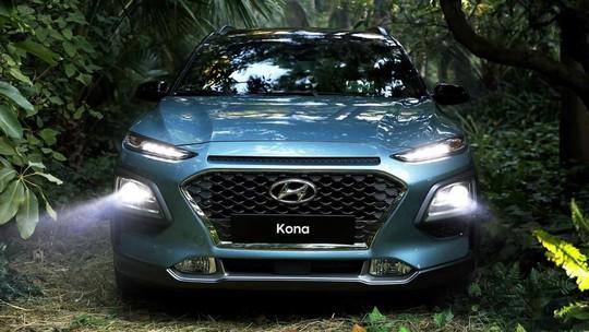 SUV cỡ nhỏ Hyundai Kona chính thức ra mắt - Ảnh 3.