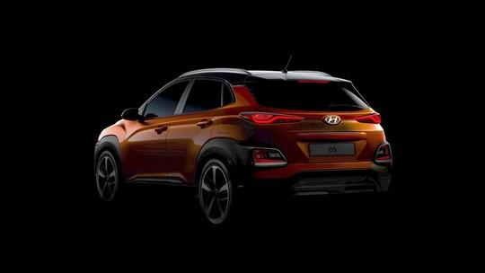 Hyundai nhá hàng SUV cỡ nhỏ Kona 2018 - Ảnh 1.