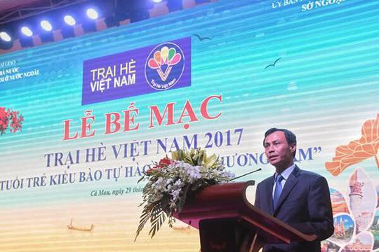 100 bạn trẻ Việt kiều về Đồng bằng sông Cửu Long dự trại hè - Ảnh 3.