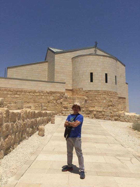 Amman - Sự quyến rũ bí ẩn giữa Trung Đông - Ảnh 7.
