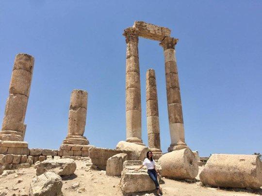 Amman - Sự quyến rũ bí ẩn giữa Trung Đông - Ảnh 1.