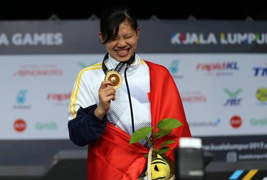 SEA Games ngày 23-8: Cú đúp vàng của Lê Tú Chinh - Ảnh 24.