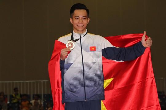 SEA Games ngày 23-8: Cú đúp vàng của Lê Tú Chinh - Ảnh 22.