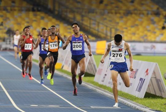 SEA Games ngày 23-8: Cú đúp vàng của Lê Tú Chinh - Ảnh 5.