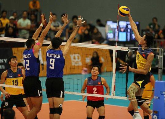 SEA Games 26-8: Đội nam bóng bàn mang về HCV thứ 51 - Ảnh 12.