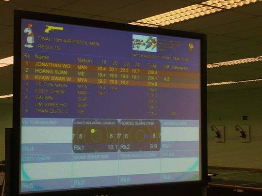 SEA Games 26-8: Đội nam bóng bàn mang về HCV thứ 51 - Ảnh 20.