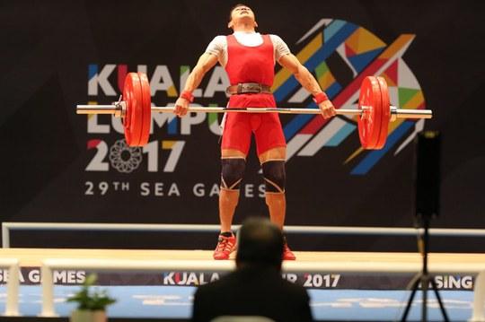 SEA Games ngày 28-8: Trịnh Văn Vinh giành HCV cử tạ, phá kỷ lục - Ảnh 13.