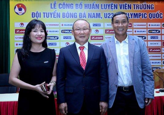 Tân HLV trưởng đội tuyển Việt Nam hứa gì? - Ảnh 6.