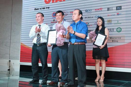 Báo Người Lao Động đoạt 2 giải cao nhất viết về doanh nhân, doanh nghiệp - Ảnh 1.