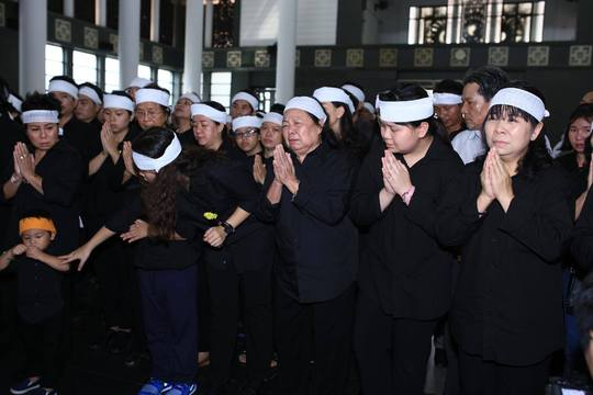 Nghẹn ngào xúc động lễ tang Thầy Văn Như Cương - Ảnh 3.