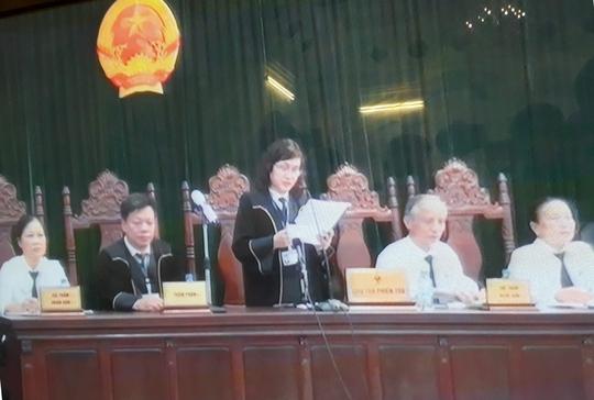 Cựu ĐBQH Châu Thị Thu Nga nhận án chung thân, bồi thường 55 tỉ đồng - Ảnh 5.