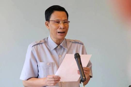 Ông Nguyễn Minh Mẫn từ chối trả lời nhiều câu hỏi trong họp báo - Ảnh 3.