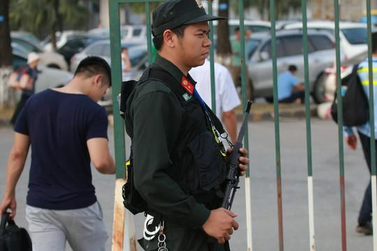 An ninh Việt Nam, Mỹ tất bật trước giờ Không lực Một chở ông  Donald Trump hạ cánh - Ảnh 5.