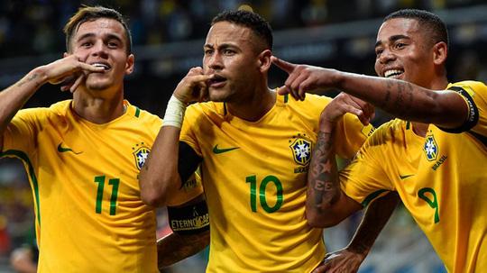 Brazil trở lại ngôi đầu bảng xếp hạng FIFA tháng 8 - Ảnh 1.