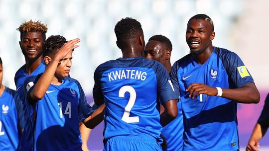 Trực tiếp U20 VN - Pháp 0-3: Đẳng cấp vượt trội - Ảnh 1.