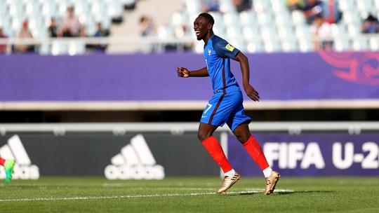 Trực tiếp U20 VN - Pháp 0-3: Đẳng cấp vượt trội - Ảnh 5.