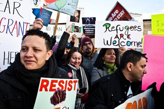Sắc lệnh nhập cảnh có hiệu lực, visa vào Mỹ sẽ ra sao? - Ảnh 3.