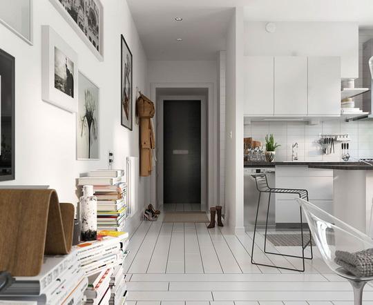 Chỉ giản dị thế thôi nhưng căn hộ này khiến bao người mê mẩn - Ảnh 3.