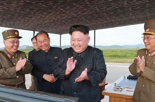 Triều Tiên dọa làm Mỹ đổ nát đến tận cùng - Ảnh 1.