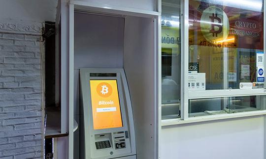 Blogger Anh nói gì về về máy ATM Bitcoin đầu tiên tại Việt Nam - Ảnh 2.