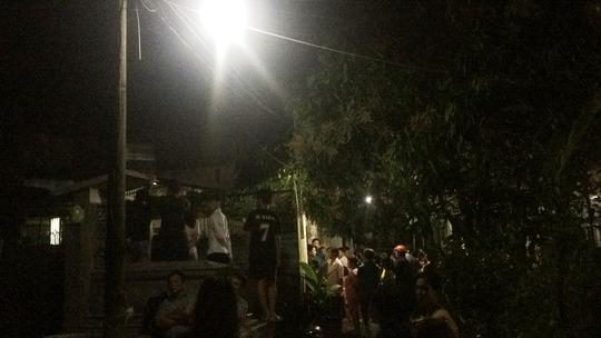 1 phụ nữ nghi bị sát hại trong nhà ở Bình Chánh - Ảnh 3.