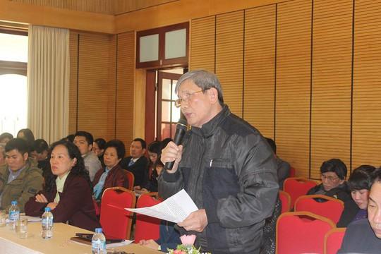 Chủ tịch Hà Nội: Đẩy nhanh điều tra sai phạm Tập đoàn Mường Thanh - Ảnh 1.