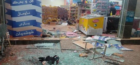 Động đất ở biên giới Iran - Iraq, hơn 361 người thương vong - Ảnh 1.