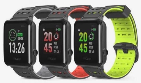 """Xiaomi WeLoop Hey S3: Smartwatch """"lặn"""" sâu 50 m, dùng 30 ngày"""