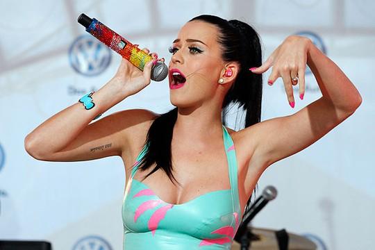 Katy Perry lập kỷ lục thu hút người theo dõi mạng - ảnh 1
