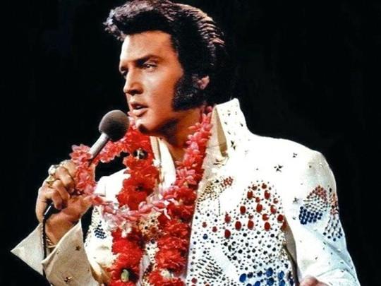40 năm qua đời, Elvis Presley vẫn là sao sáng! - Ảnh 1.