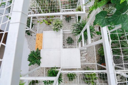 Khu vườn tuyệt đẹp có chức năng điều hoà - Ảnh 4.