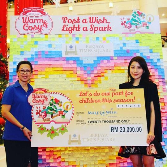 Cuộc sống xa xỉ của con gái cựu tỉ phú Malaysia - Ảnh 4.