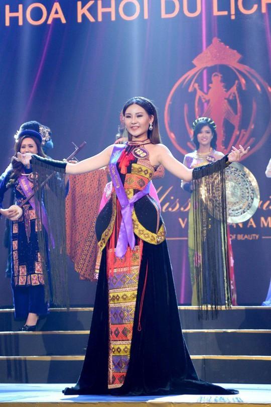 Hoa hậu Đại dương 2017 mong mọi người mở lòng với mình - Ảnh 4.